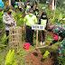 PACITAN: Kasdim 0801 Pacitan Hadiri Konserrvasi Sumber Air Dengan Penanaman Pohon Secara Simbolis