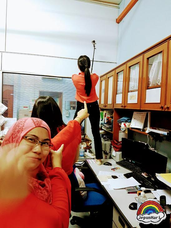Cardiovascular red alert pharmacy wefie competition
