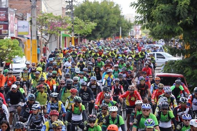 11ª etapa do Unidos pela Bike será realizada no dia 17 de novembro em Gravatá