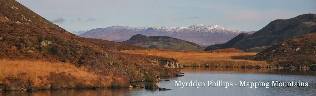 Myrddyn Phillips - Mapping Mountains