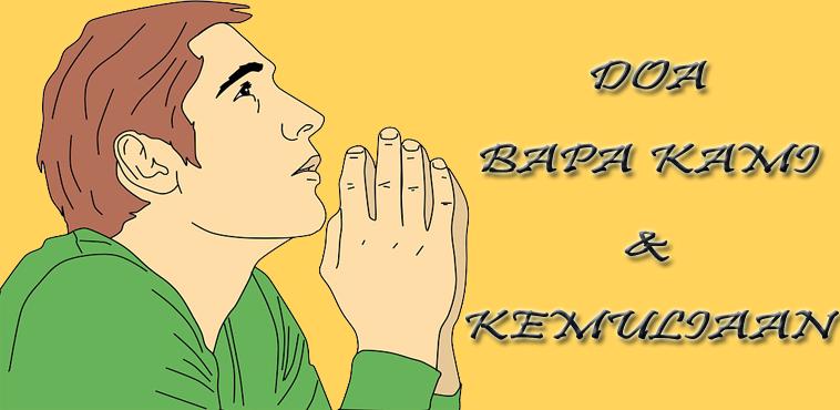 perubahan terjemahan doa bapa kami diubah