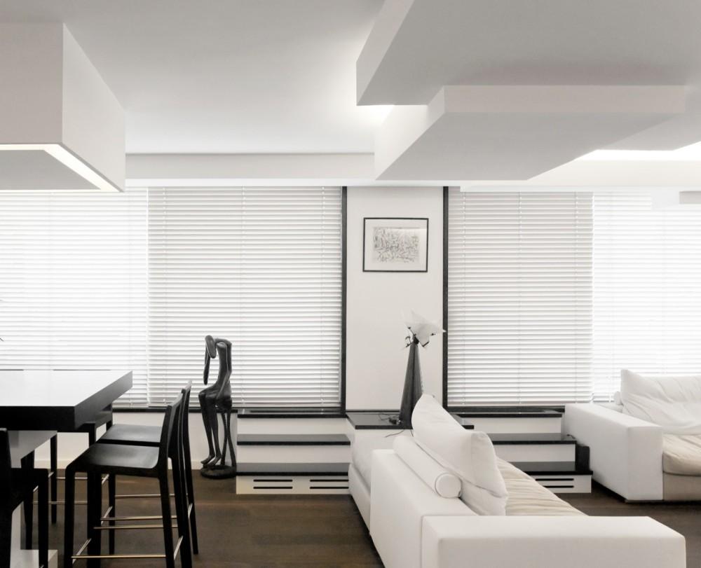 Beautiful Houses Apartment Interior Design In Paris, France