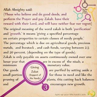 pillar of islam zakat
