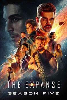 The Expanse 5ª Temporada Torrent - WEB-DL 720p Dual Áudio