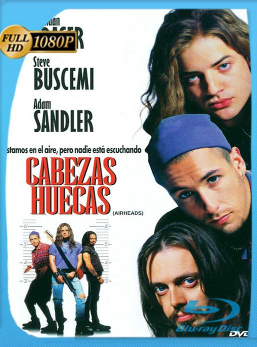 Cabezas de Aire (Airheads) (1994) 1080p Latino [Google Drive] Tomyly
