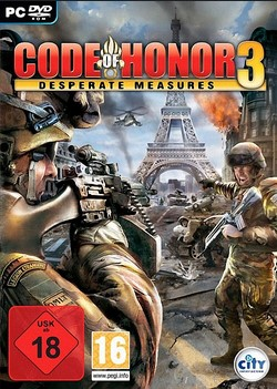 Code of Honor 3 Desperate Measures PC Full Español