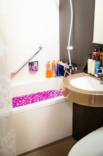 マイクロバブルバス付のお風呂