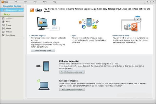 برنامج, سامسونج, كيز, الإصدار, الرسمي, لإدارة, وتحديث, هواتف, سامسونج