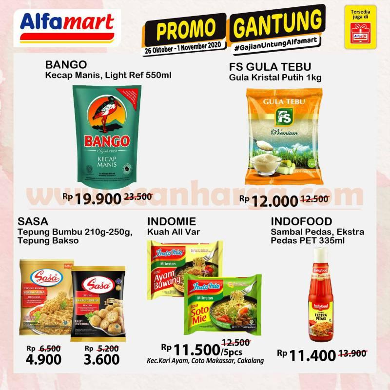 Alfamart GANTUNG Promo Gajian Untung 26 Oktober - 1 November 2020 7