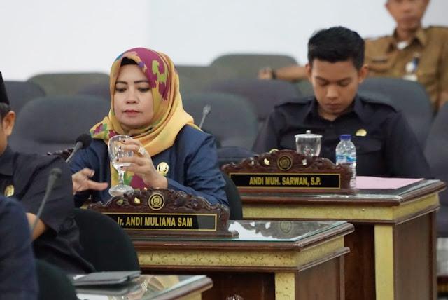 DPRD Yakin Bupati Wajo Akan Kembangkan Jargas Hingga Kecamatan