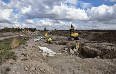 Pre-Viking Age monuments uncovered in Sweden