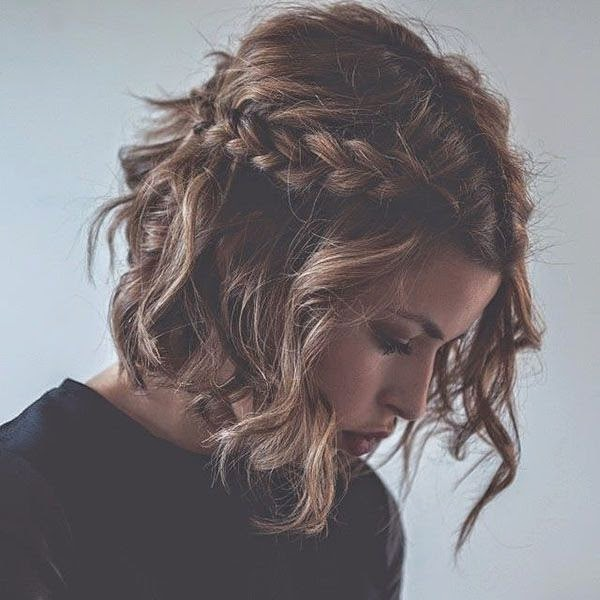 Short Cut Inspiration – bobs and braids