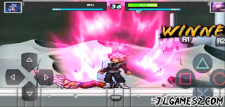 NEW! MUGEN ANIME CROSSOVER PARA ANDROID APK