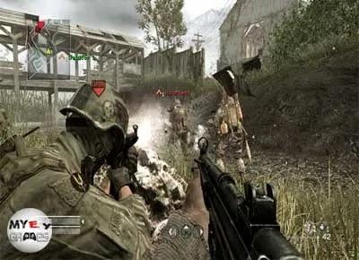 تحميل لعبة Call of Duty 4 بحجم صغير للأجهزة الضعيفة