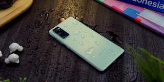 Water resistance Samsung Galaxy S20 FE