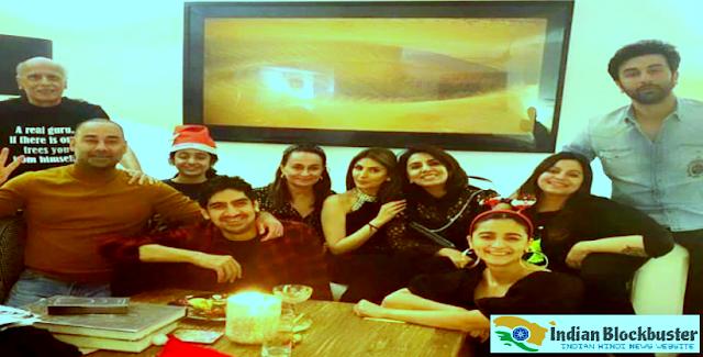 Christmas: रणवीर ओर आलिया के लिए क्रिसमस रहा स्पेशल, अपनी फॅमिली संग मनाया क्रिसमस।