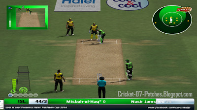 Pakistan Cup 2016 Patch For Cricket 07 Previews