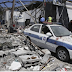 Nigerian migrants bombed at Libyan camp