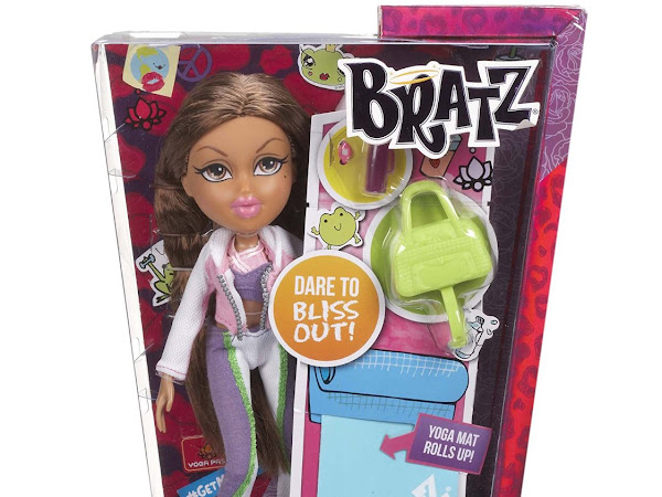 Bratz #FierceFitness Yasmin Doll Giveaway