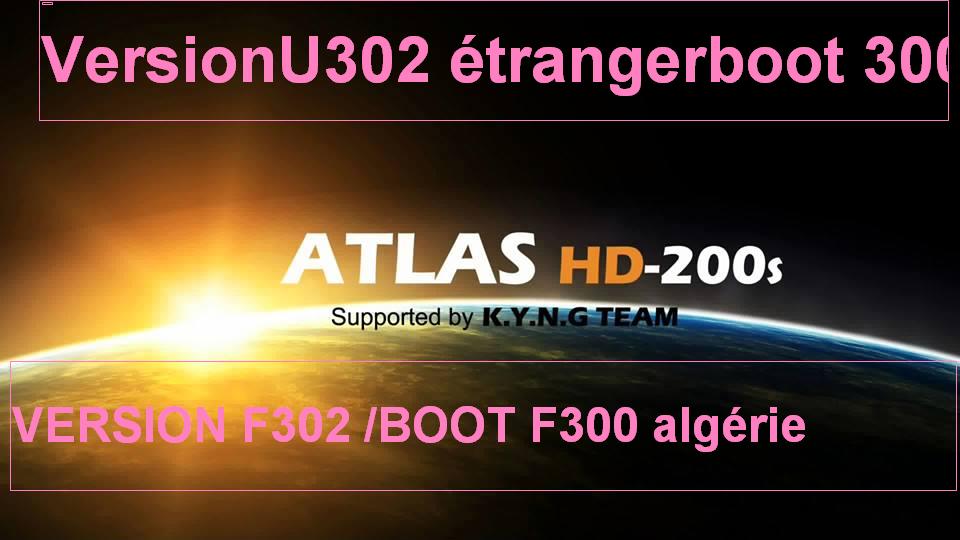 mise a jour atlas hd 200se novembre 2017