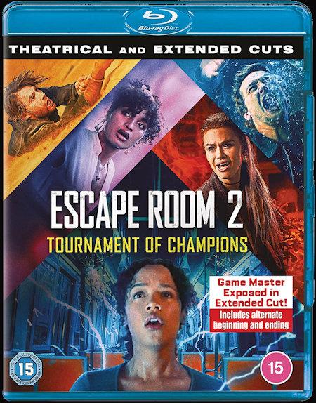 Escape Room 2- UK BD