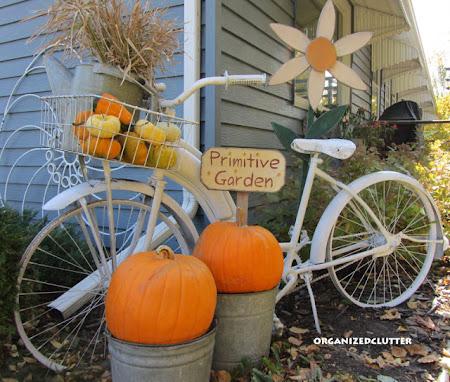 Primping My Bike for Fall.