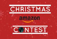 Logo Christmas Contest Tuttotek: vinci gratis buono regalo Amazon da 20€