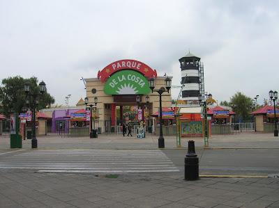Parque de la Costa, Tigre, Argentina, vuelta al mundo, round the world, La vuelta al mundo de Asun y Ricardo