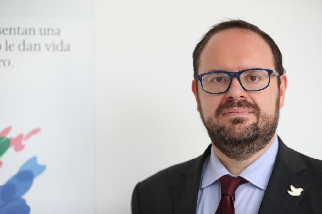 El consejero de Comunicación e Información de la Unesco, Guilherme Canela / EFE