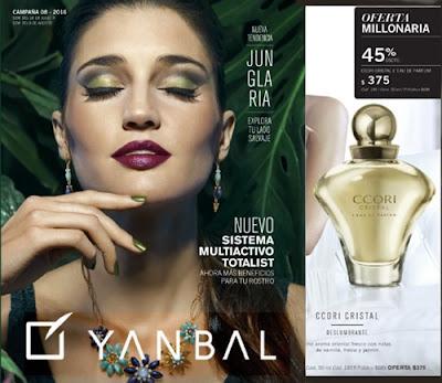 yanbal mexico campaña 8 2016