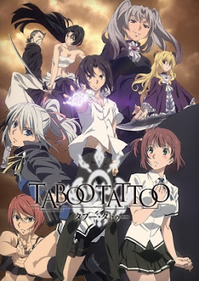 [Review Anime] Taboo Tattoo