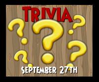 Trivia Contest ~ Secrets of the Spiral