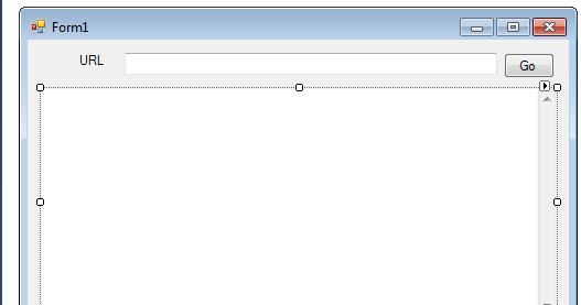 Wpf Webbrowser Javascript