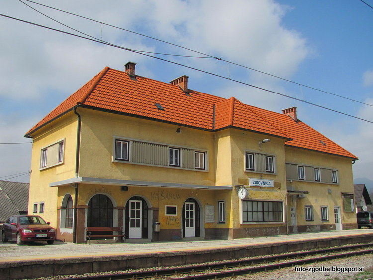 železniška postaja