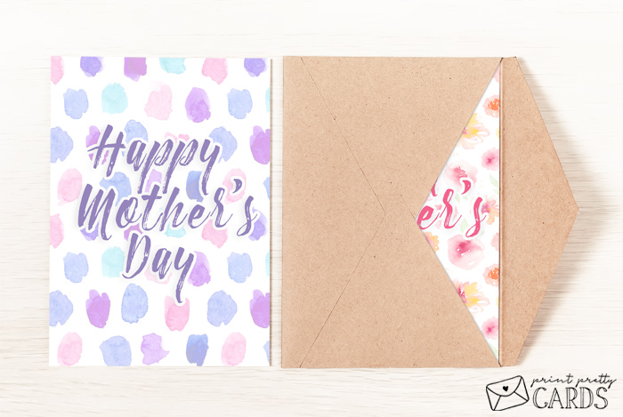 Envelopes for Printable Cards