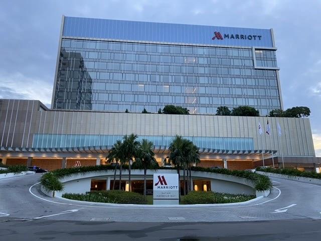 Batam Marriott Hotel Bintang 5 Pertama di Batam
