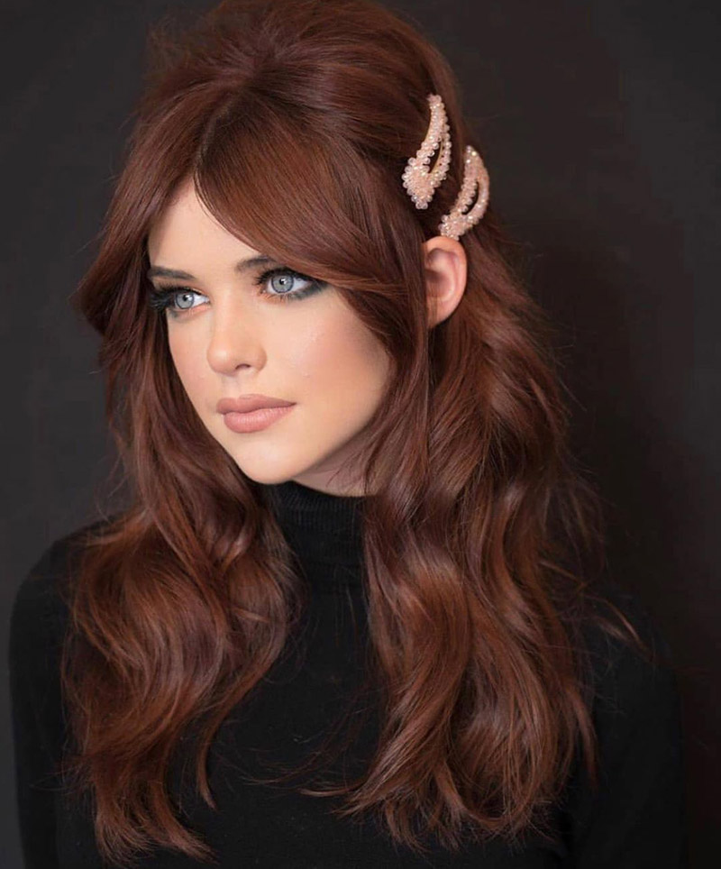 20 Valentine's Day Hair Ideas That You'll Actually Want to Wear