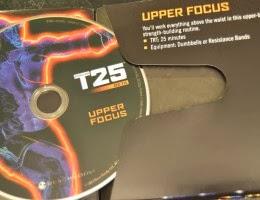 Upper Focus - Focus T25 - Bem Bela