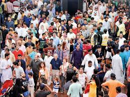 Indians largest group of expats in UAE
