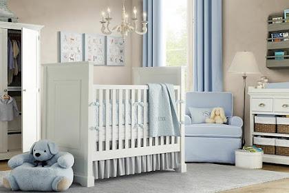 Dekorasi dan Perlengkapan Kamar Bayi Yang Perlu Disiapkan