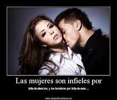 Imagenes Y Frases Facebook Las Mujeres Somos Infieles