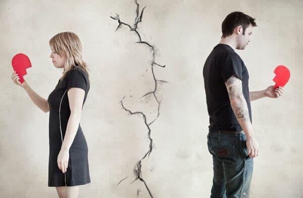 15 Phrases en français pour les ruptures amoureuses