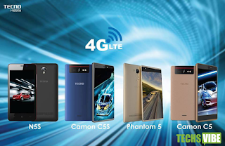 2017 Latest Infinix, Innjoo and Tecno Smartphone prices in Nigeria (Check Out) Tecno smartphones with 4G
