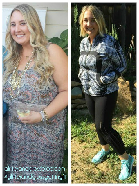Six Month Fitness Journey Checkin from Glitter and Gloss [#WeeklyRoundUp at @HighHeeledLove]
