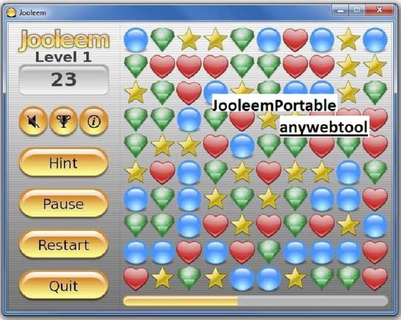 Jooleem Portable Anywebtool