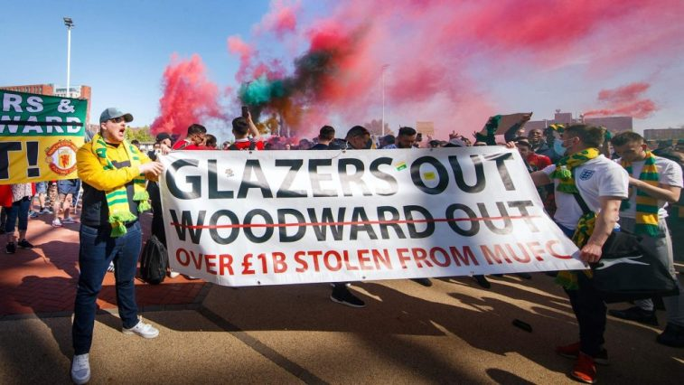 Man Utd Fans Reject Glazer's ESL Apology With A Demand List