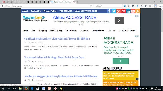 Tips Dan Cara Rahasia Daftar Google Adsense Di Tahun 2016