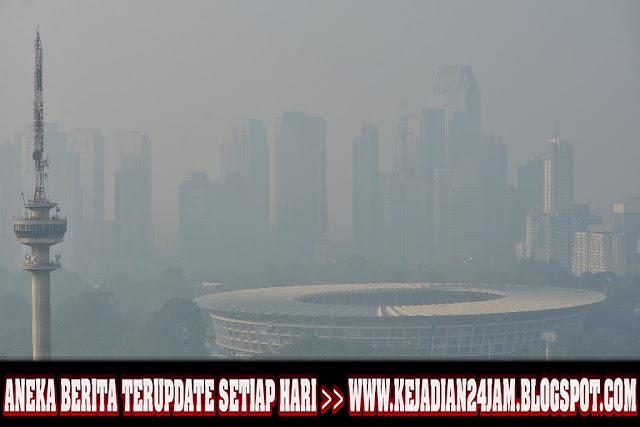 Ini Penyebab Utama Polusi Udara Di Perkotaan