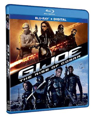 Gi Joe The Rise Of Cobra 2009 Bluray