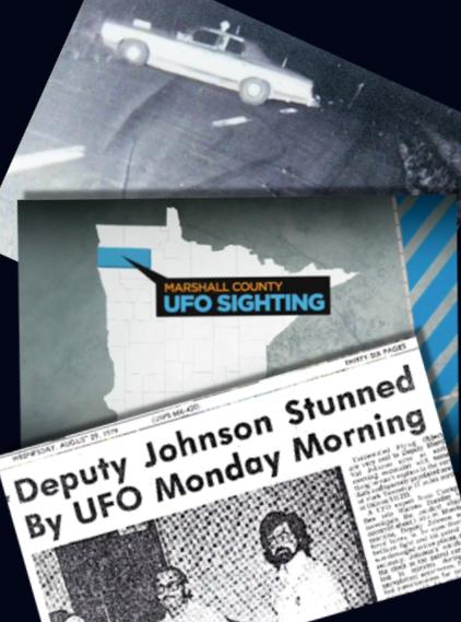 Sheriff's Deputy UFO Encounter